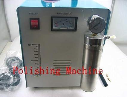 GOWE de oxígeno del agua de hidrógeno soldador llama Exfoliante de el pulido máquina 100 95L