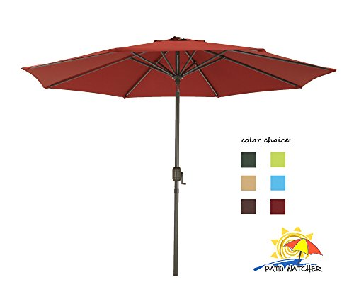 Patio Watcher Aluminum Umbrella Fabric