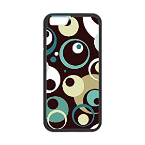 """SYYCH Phone case Of Colorful Circle Dot 1 Cover Case For iPhone 6 Plus (5.5"""")"""