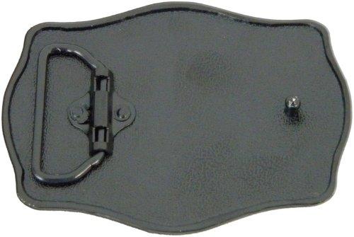 Jack Daniel's Old No. 7 Brand Metal Belt Buckle