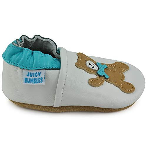 Zapatitos Meses Zapatos 6 12 Bebé Osito 6 24 18 – Primeros Cuero Para Pasos 12 18 Pantuflas De Niño Elástico Niña Piel Zapatillas Peluche Patucos Con Infantiles 0 H7rRwHBq