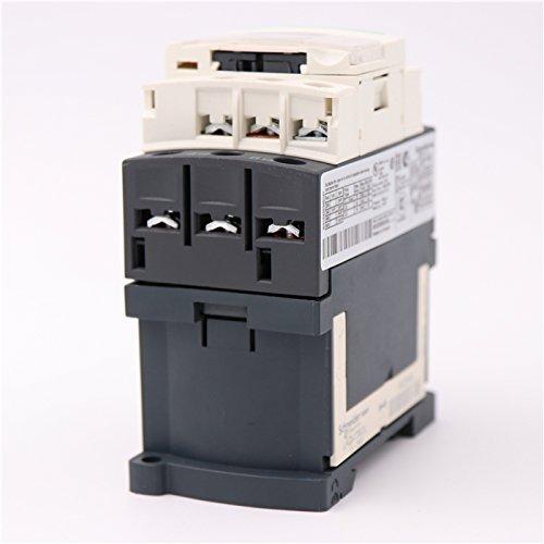 DC Contactor 3P LC1D09 LC1D09JL LC1-D09JL 9A 12V DC coil