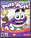 Putt-Putt Saves the Zoo Jewel Case -...
