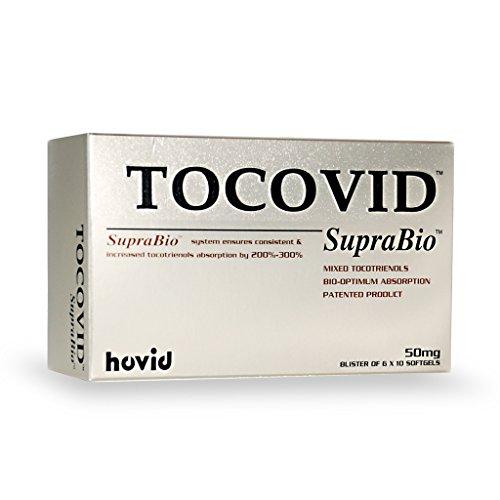 Tocovid Suprabio 50 Mg- Palm Tocotrienols Vitamin E softgels