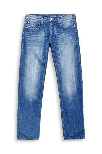 Jeans By Wash 902 Uomo Esprit Straight blue Blu Edc Medium qHEdq