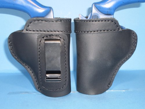 Ruger LCR .38 Pro Carry LT leather Conceal Carry Gun Holster - New - by The Holster Store