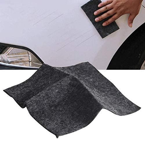 Car Scratch Repair Cloth, Elevin(TM) Car Scratch Repair Cloth Nano Surface Rags Light Paint Scratches Remover Care