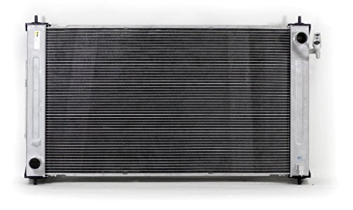Radiator - Cooling Direct For/Fit 13542 07-11 Nissan Altima Hybrid 2.5L L4 All-Aluminum 2-Row