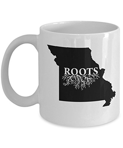 Home Roots State Missouri Coffee Mug, Tea Cup (State Themed Gifts)