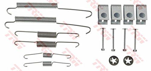 TRW Brake Shoe Spring Kit Brake Hold Down Kit SFK377