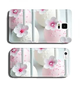 Wedding cake pops cell phone cover case Samsung S3 mini