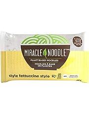 MIRACLE NOODLE Shirataki Noodle - Fettuccine, 6 Count