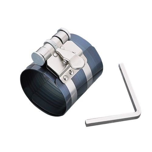 Large Ratcheting Piston Ring Compressor Professional Mechanics 2 1/8'' to 7'' NEW