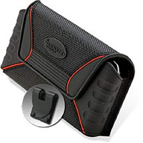 AgaMatrix iBG Star Aga Matrix iBGStar Universal Holster Case with Belt Clip Carrier Holds Storage Portable Carry Traveling On The Go Sleeve Pouch Test CGM Diabetic Diabtetes Waist Holder - Tel Tester Line
