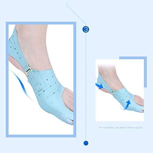 Grand yellowm R Nuit Valgus Confort Pouce Respirant Thumb Jour r 35~38eu Chaussures Mode Corrector Et Pied Band Os wFYxZTqn