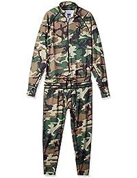 Men's Hooded Outdoor Base Layer Ninja Suit