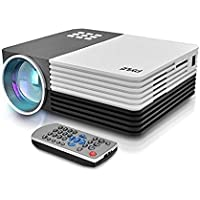 Digital Hd Projector, Pyle Prjg65 Tv Home Theater Hdmi Usb Vga 1080p Projector Hd