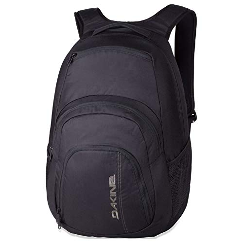 Dakine - Campus Backpack - Padded Laptop Sleeve - Insulated Cooler Pocket - Four Individual Pockets - 25L & 33L Size Options