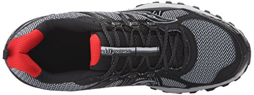 Saucony Men's Grid Excursion TR10 Running Shoe, Grey/Black/Red, 8.5 M US by Saucony (Image #12)