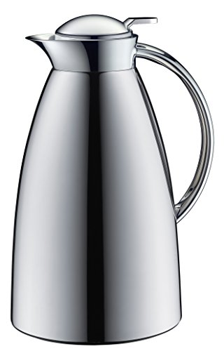 Alfi Vacuum Flask Gusto Metal Chrome 1.5 L 3522 000 by SportsCenter