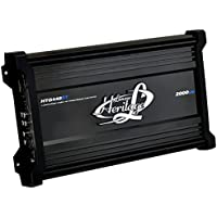 Lanzar HTG448BT 4 CH mosfet amplifier with bluetooth