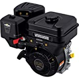 Briggs and Stratton 13L352-0049-F8 205cc 6.5HP Vanguard Engine with 6:1 Gear Reduction with 3/4-Inch diameter 5/16-24 crankshaft