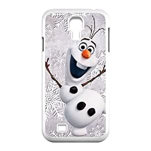 Olaf Frozen Samsung Galaxy S4 9500 Cell Phone Case White GYK56820