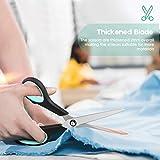 iBayam Scissors, 8 Inch Multipurpose Scissors