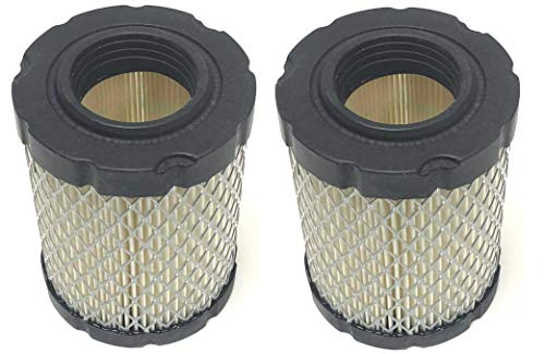 2 Pack, Air Filters, Replaces Briggs & Stratton 796032 (Buddy Seat For John Deere Tractor)