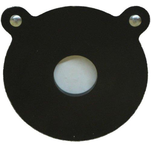 Ar400 Steel Bullseye Target 10