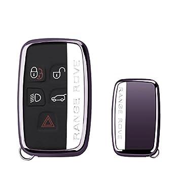 KAKTUS Land Rover /& Jaguar Funda de protecci/ón para Llave de Coche Smart Key de Land Rover /& Jaguar S/ólo versi/ón sin Llave//versi/ón Keyless Go