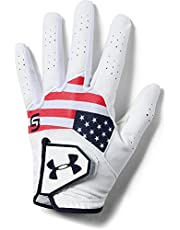 Under Armour CoolSwitch - Guantes de Golf para niños