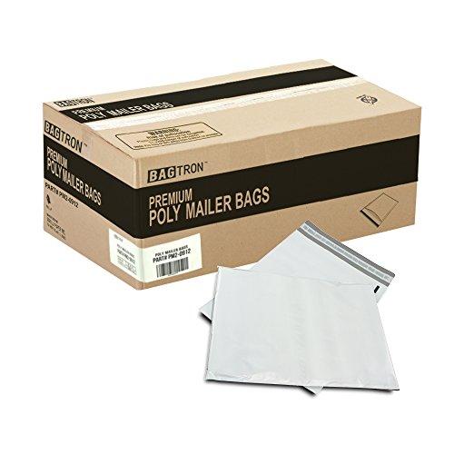 Bagtron Mailer Shipping Envelopes 2 0mil