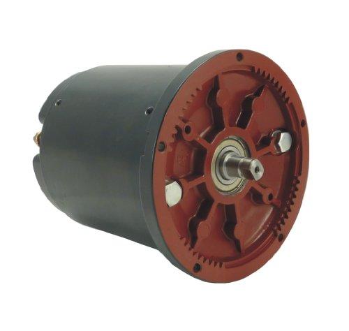 New Winch Motor Warn M6000 13718 14114 Venturo Halidex 12 Volt 5001 MZB-4001 MZB4001 4348720M048HM SM43487 HM43487 94-06-1842 W-8818 W-8818N W8818 W8818N 23879