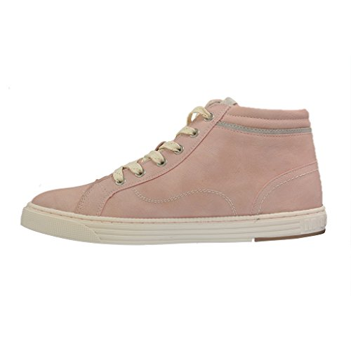 Baskets 1246 Rose mode Mustang femme 502 8xHWg