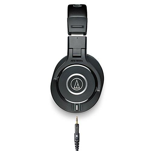 Audio-Technica ATH-M40x Professional Studio Monitor...