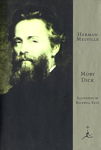 Modern Library Melville Illustrated Hardcover