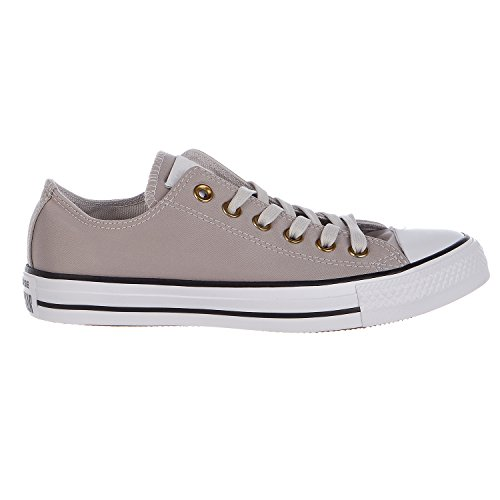 Converse Chuck Taylor All Star Ox Shoes - Mouse/White/Black - Mens - 10.5 (Mouse Grey Rubber)