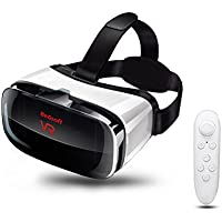 Beusoft VR Headset w/Remote Controller