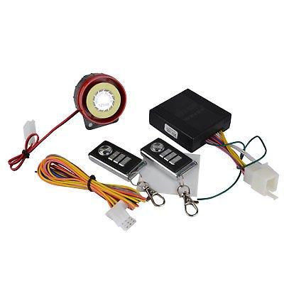 FidgetFidget Anti-theft Security Alarm System Motorcycle Remote Control Engine Start Yamaha