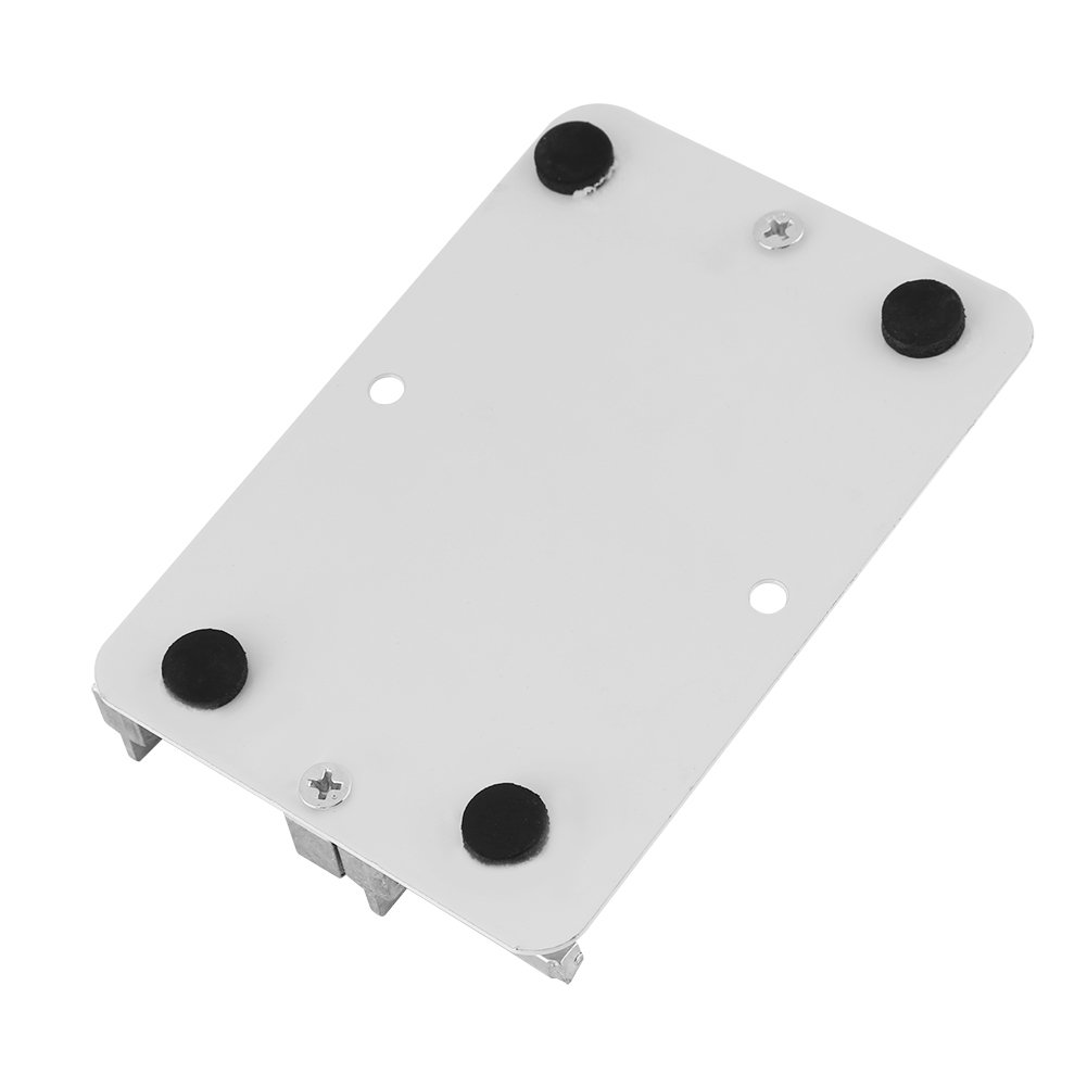 Stainless Steel Cell Phone Circuit Pcb Board Card Holder Maintenance Repair Hold Platform Tool Hilitand