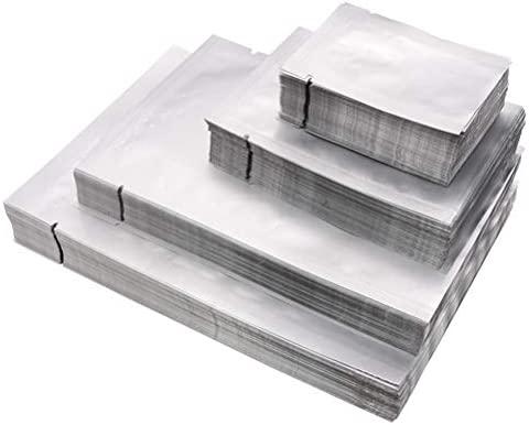 BESTONZON Bolsas Mylar, 100 piezas Bolso de aluminio ...