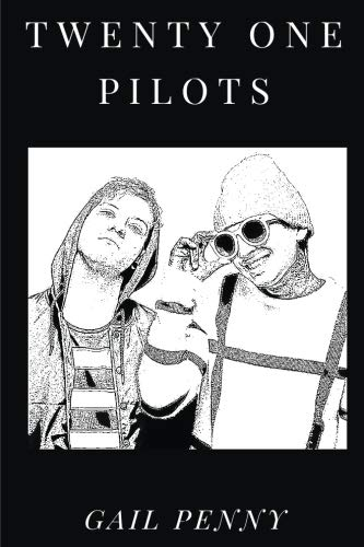 Twenty One Pilots Coloring Book: Alternative Hip Hop, Tyler Joseph and Josh Dun Inspired Adult Coloring Book