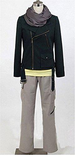 Vicwin-One Anime NO.6 Nezumi Nezumi Uniform Cosplay Costume