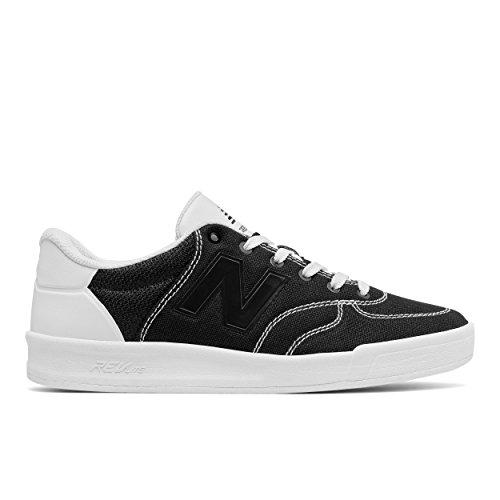New Balance - Zapatillas de Piel para hombre multicolor Bianco 43.0
