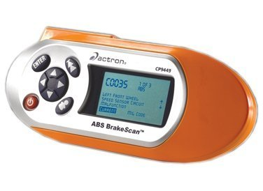 Actron CP9449 BrakeScan Anti Lock Brake System (ABS) Diagnostic Scan Tool -