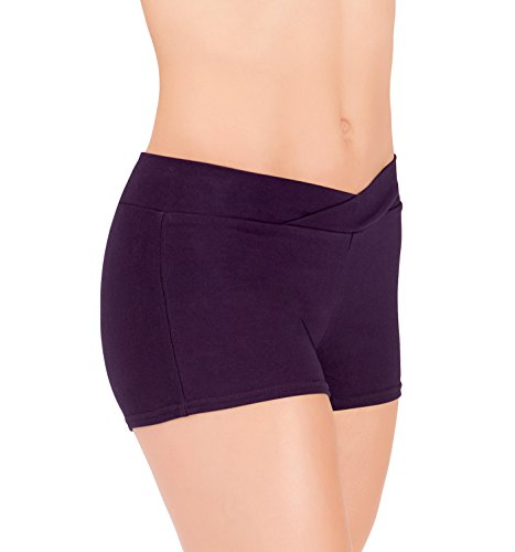 Theatricals Girls Stretch Shorts Black M