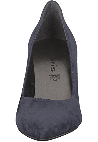 Damen 20 Pumps Navy Tamaris Leder 22460 Navy Blau 805 1 SAUx7xqF