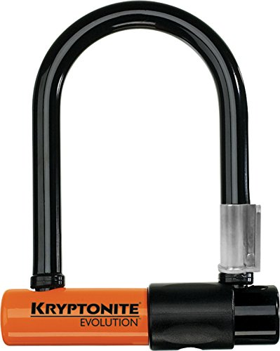 Kryptonite Evolution Mini-5 Heavy Duty Bicycle U Lock Bike Lock