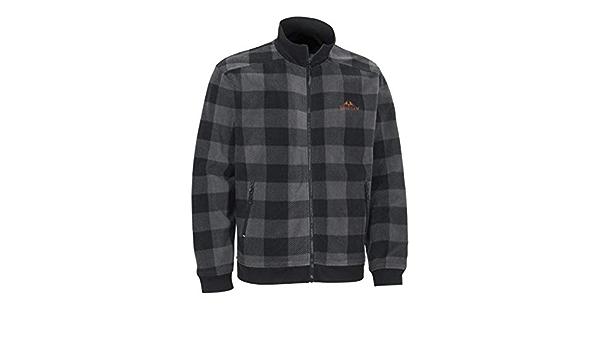 SwedTeam Lynx M Sweater Full-zip Green//Black